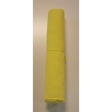 Lollipop Ribbed Table Runner - Lemon