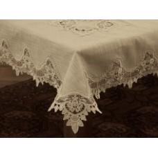 Oxford Tablecloth - 150 x 270 cm - Victoria Linen Australia