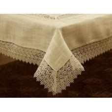 Stella Tablecloth 150 x 270 cm - Victoria Linen Australia