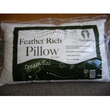 Feather Rich Pillow