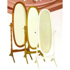 Colonial Cheval Mirror