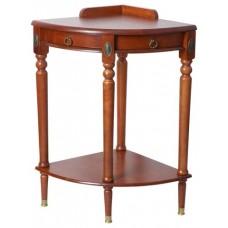 Regal Corner Telephone Table