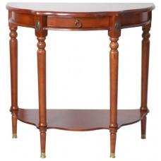 Regal Semi Circle Telephone Table