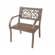 Tube Steel/Cast iron Chair - Fairy Wren