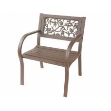 Tube Steel/Cast iron Chair - Fairy Wren
