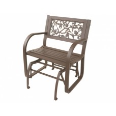 Tube Steel/Cast Iron Glider Chair - Fairy Wren