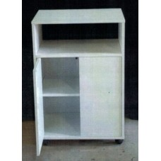 Microwave Utility Cabinet