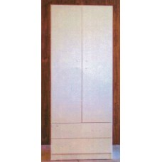 Style pac 2 Draw 2 door Wardrobe
