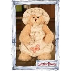 Bronte - Settler Bear - Robinvale Collection