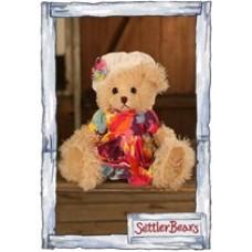 Hailey - Settler Bear - Noosa Collection
