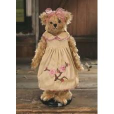Kendra - Settler Bear - Cherry Blossom Collection