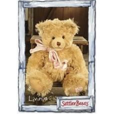 Livinia - Settler Bear - Olinda Collection