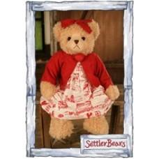 Martha - Settler Bears - Gingerah Collection