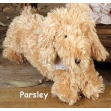 Parsley - Settler Bear - Figtree Collection