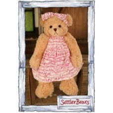 Ava - Settler Bear - Noosa Collection
