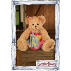 Mia - Settler Bear - Noosa Collection