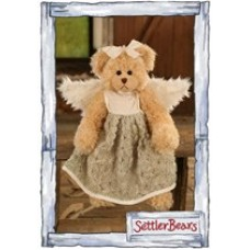 Vanessa - Settler Bear - Sandhurst Collection