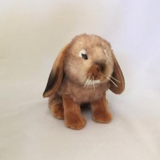 Cinnamon the Lop Eared Rabbit - A Bocchetta Plush Toy