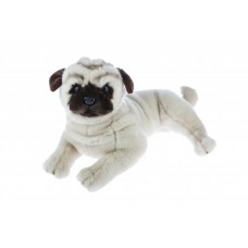 Kaos the Pug - a Bocchetta Plush Toy Dog