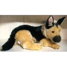 King the German Shepherd Dog - A Bocchetta Plush Toy