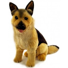 Major the German Shepherd Dog - A Bocchetta Plush Toy