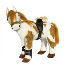 Noble the Pinto Horse - A Bocchetta Plush Toy