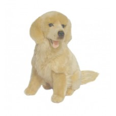 Goldie the Golden Retriever Dog - A Bocchetta Plush Toy