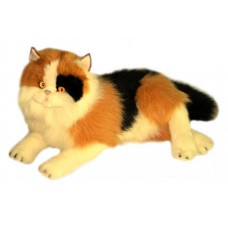 Marmalade the Calico Cat - a Bocchetta Plush Toy