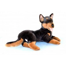 Parker The Kelpie Dog - A Bocchetta Plush Toy