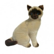 Tulip the Siamese Cat - a Bocchetta Plush Toy