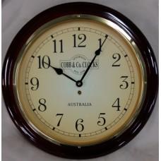 Large Railway Clock - Cobb & Co Clocks