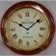 Medium Railway Clock - Cobb & Co Clocks