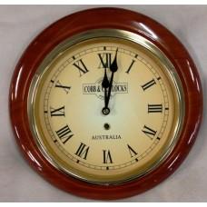 Small Railway Clock- Cobb & Co Clocks