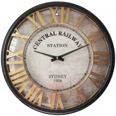 Central Railway Station Clock Sydney 1906