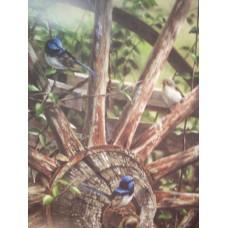 Broken Wheel By Gordon Hanley