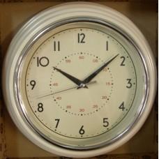 Classic Clock White
