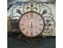 Chateau Noir Clock
