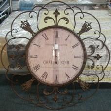 Chateau Noir 110cm Clock