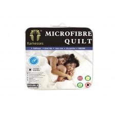 Microfibre  Double Quilt